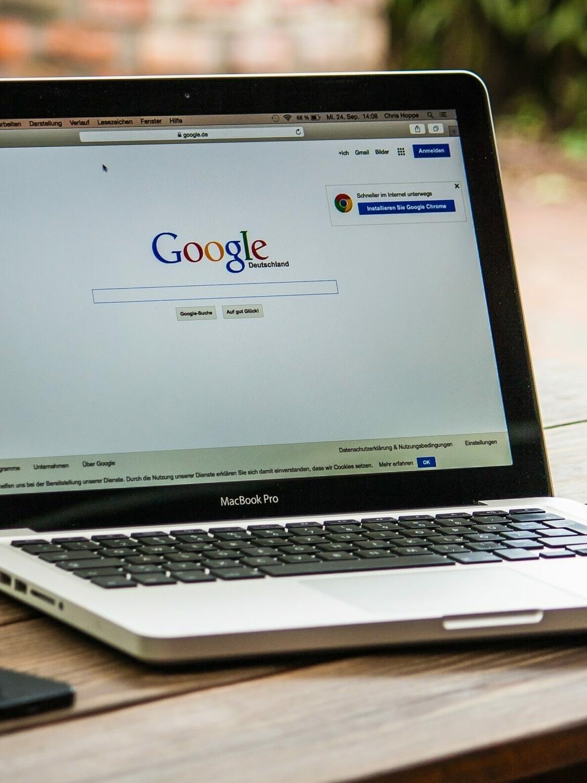 Google geoptimaliseerd