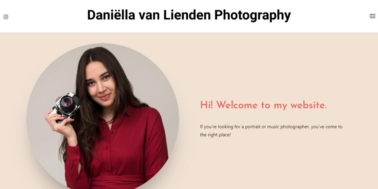 Daniella van Lienden photography